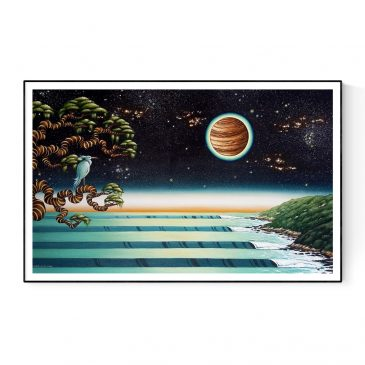 """""""Ty's Dream"""" Paper and Canvas Prints"""